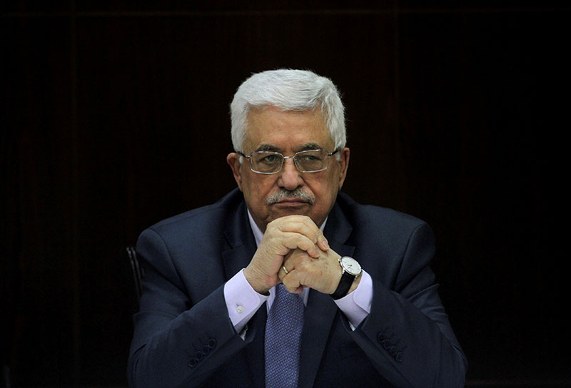 Britain Says Abbas Holocaust Remarks 'Deeply Concerning'