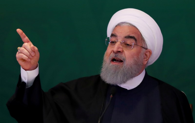 Iran to stand up to Trump 'bullying' over nuclear deal: Security official