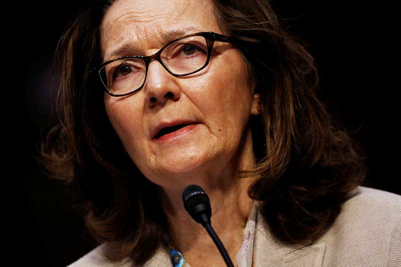 Senate intelligence committee sets key vote on CIA director nominee Gina Haspel