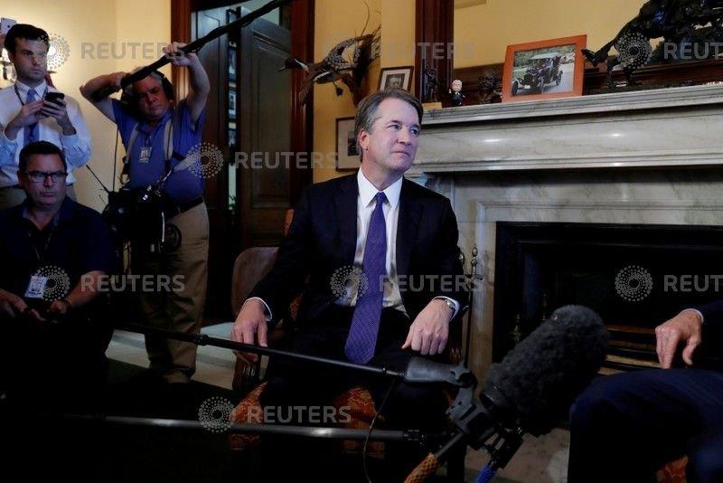 U.S. Senate's Grassley sets Kavanaugh's accuser Saturday deadline for testimony terms