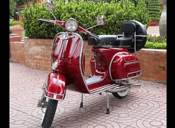 Where to buy a vintage Vespa? - Motorcycles in Thailand