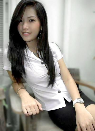 Attractive thai women