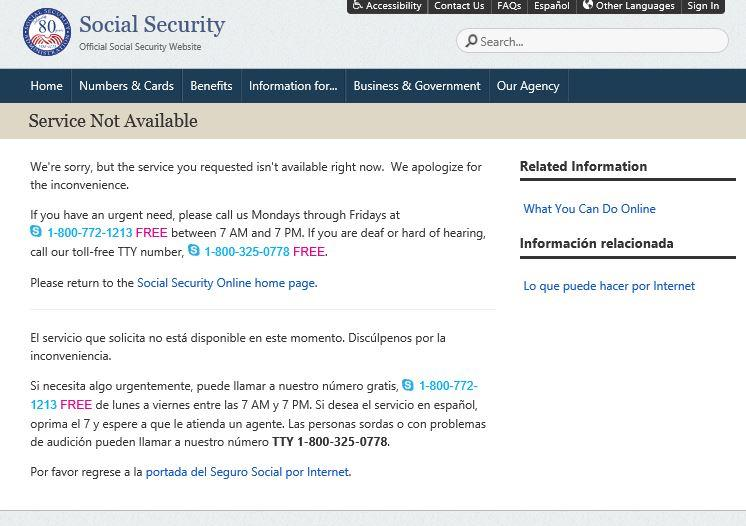 Att Americans On Social Security Page 6 Home Country Forum