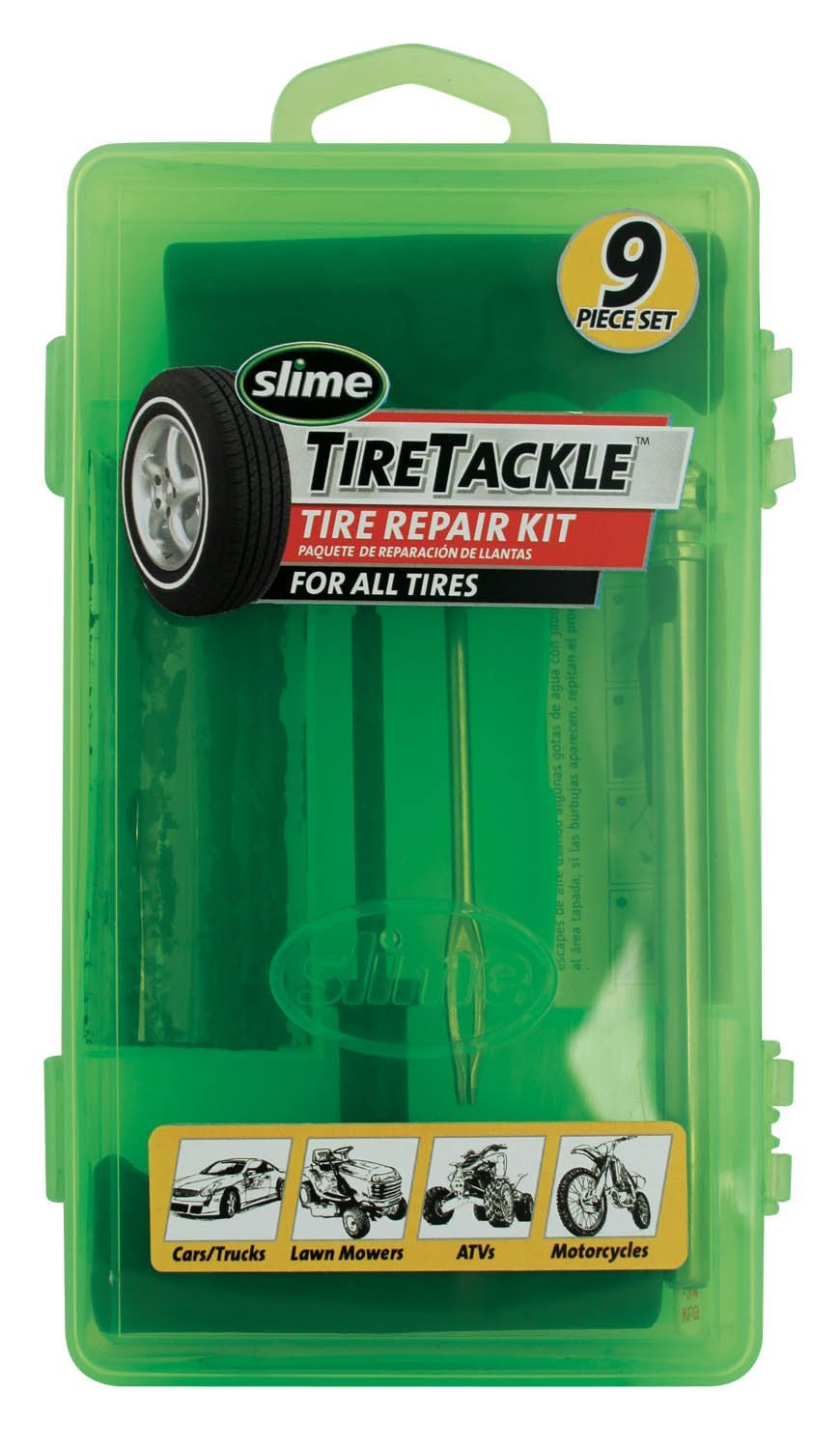 Slime Tire Repair Kit Do I Need Rubber Cement Or Not
