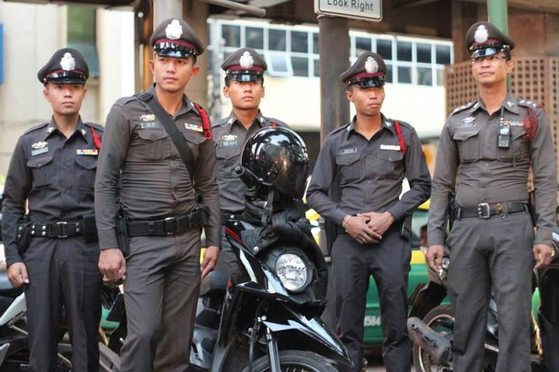 Image result for thailand cops