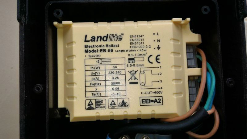 Finding A Replacement Ballast For Uv Light The