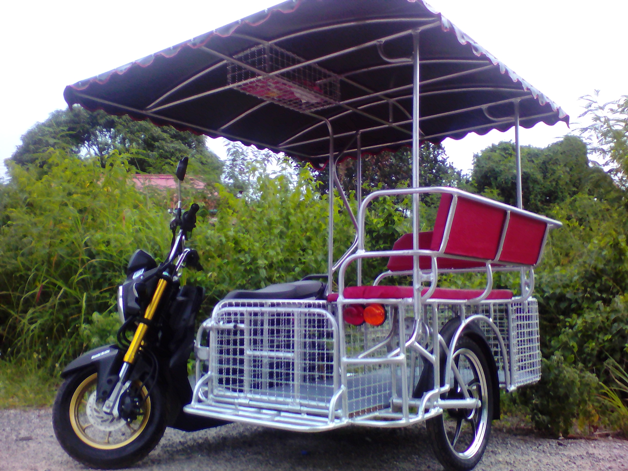 Sidecar for sale - Bikes For Sale (in Thailand) - Thailand ...