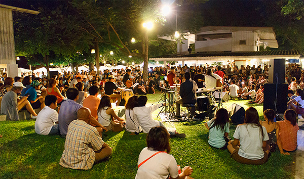 Jammin U2019 Live Music   Cicada Market Hua Hin On 30th September  U2013 2nd October 2016   Cha