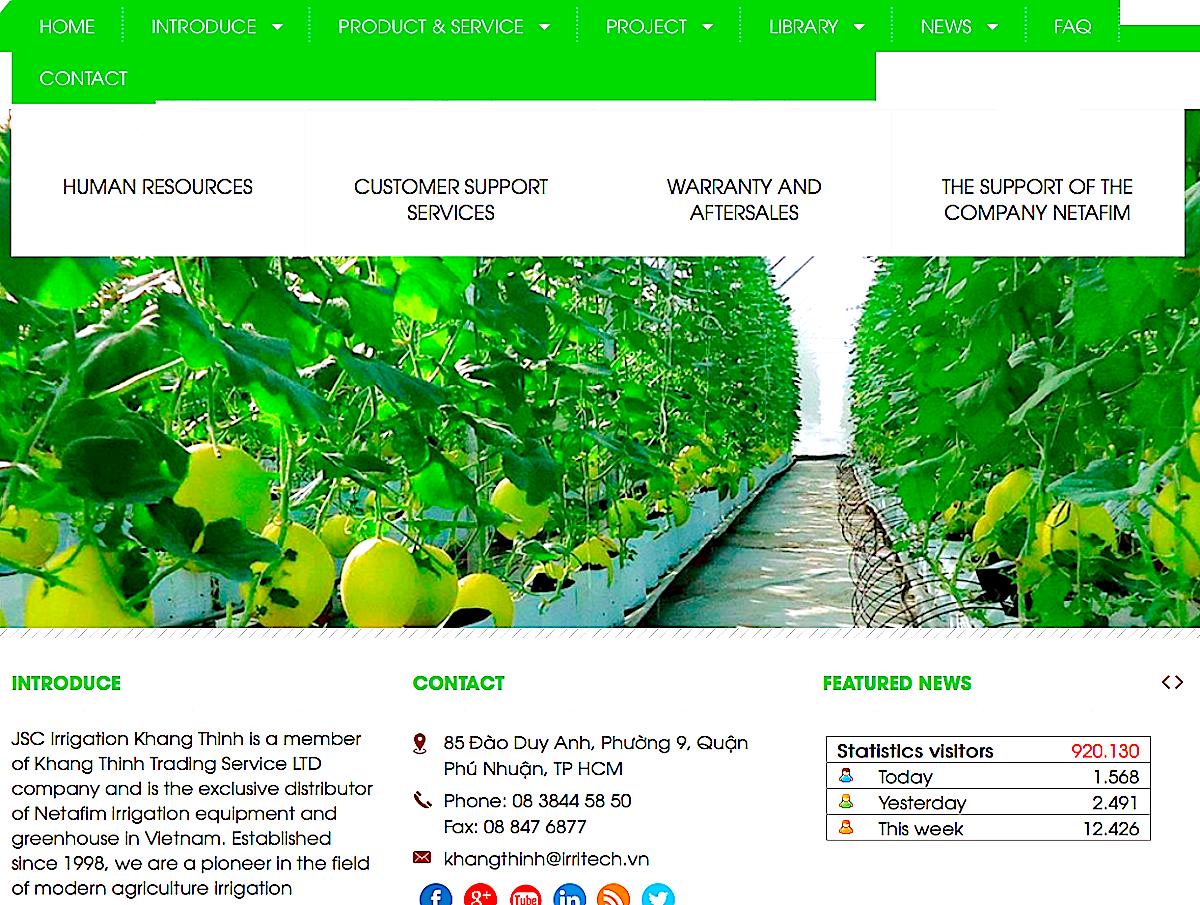 Distributor in Vietnam - Farming in Thailand Forum - Thailand Visa