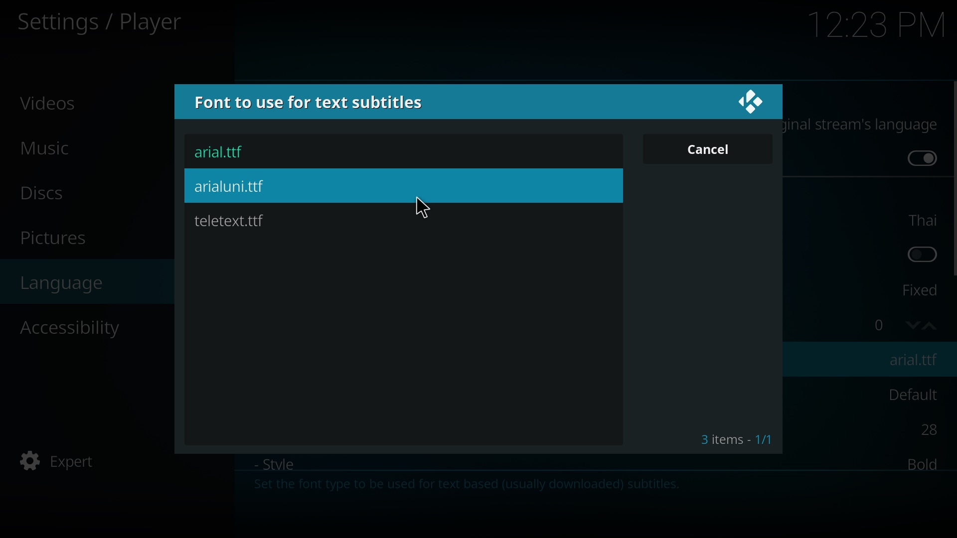 KODI - How to Enable, Download, and Add Subtitles - Audio