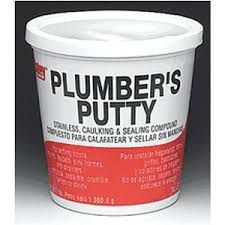 Plumber's putty or Plumbers Mait - Wanted - DIY housing forum