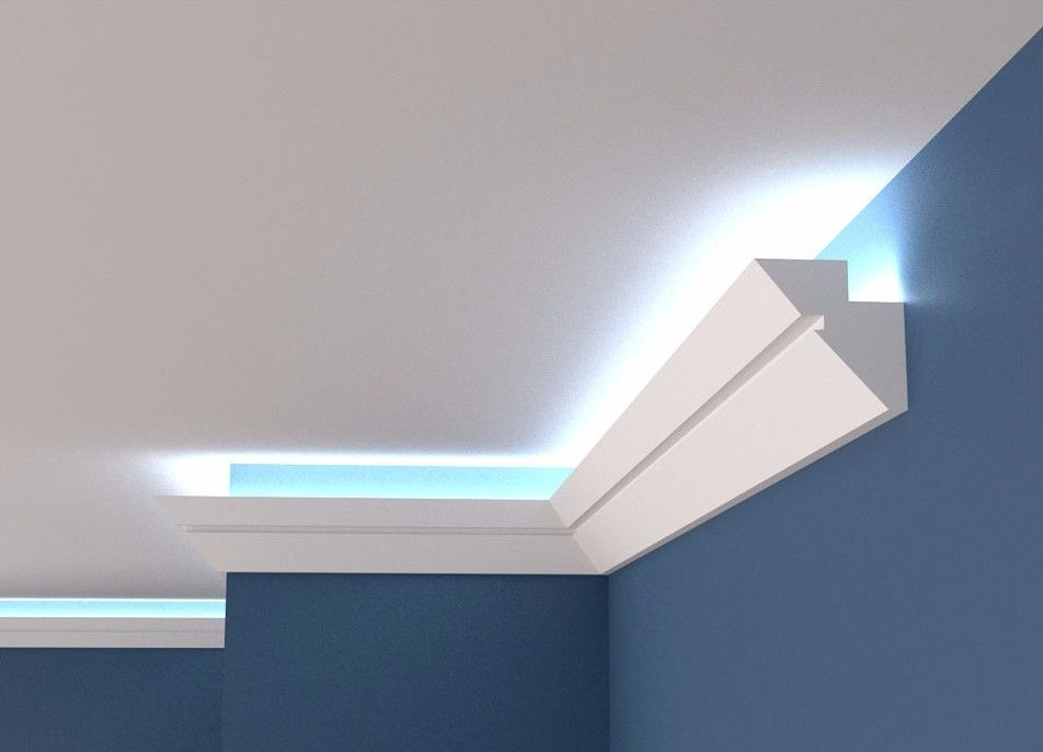 Lighting Crown Molding In Share This Post Uplighter Cornice Crown Molding For Indirect Light Diy Housing