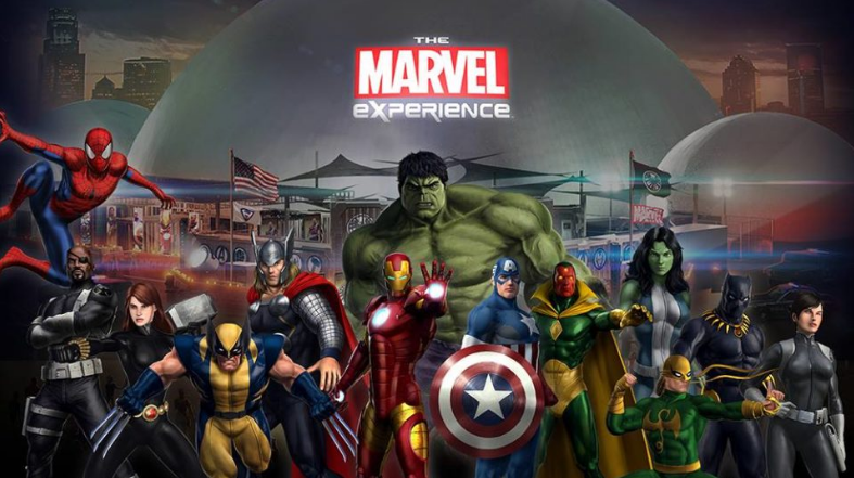 The Marvel Experience | TME Facebook page