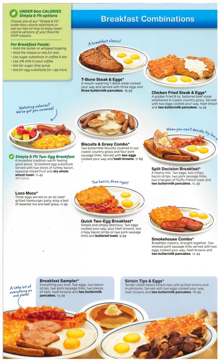 It is an image of Persnickety Ihop Printable Menu