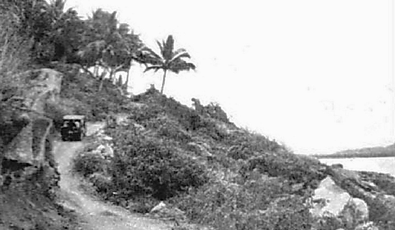 koh samui history, new roads, ring road, .jpg