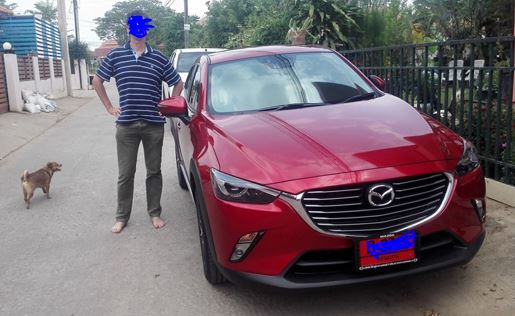 New Mazda Cx3 Thailand Motor Forum Thailand Visa Forum By Thai