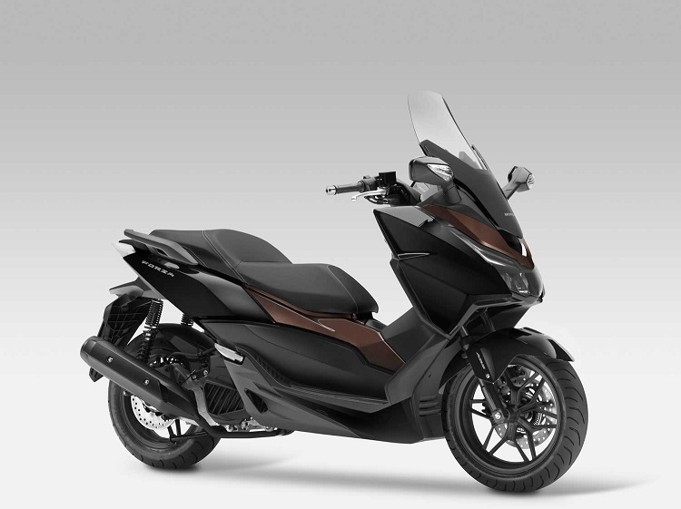the 2018 honda forza 300 motorcycles in thailand thailand visa forum by thai visa the nation. Black Bedroom Furniture Sets. Home Design Ideas