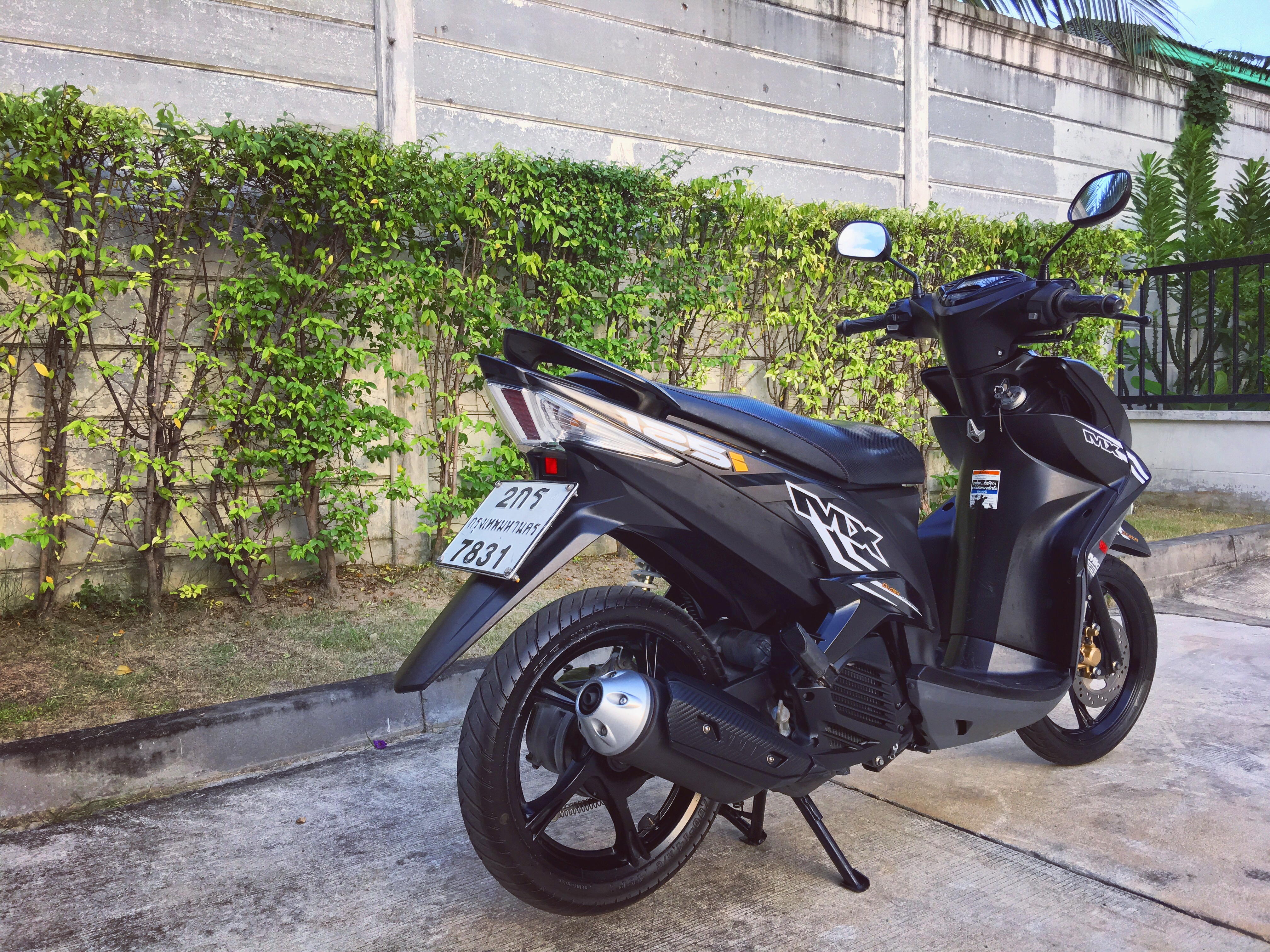 2014 yamaha mio mx 125i bikes for sale in thailand for Yamaha mx 80 for sale
