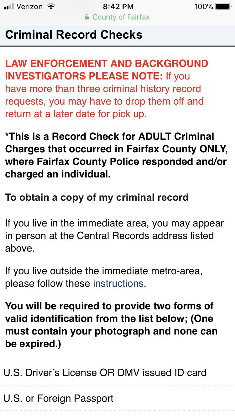 Police Check Non-immigrant b visa - Thai visas, residency