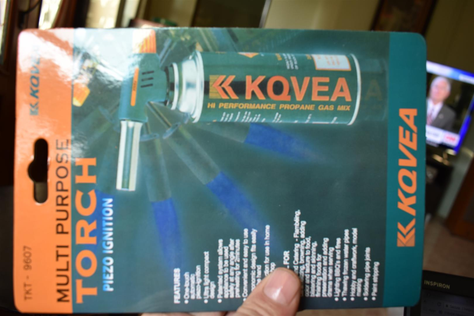 Blow torch gas - DIY housing forum - Thailand Visa Forum by