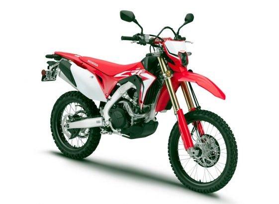 Honda Crf450l Announced Motorcycles In Thailand Thailand Visa