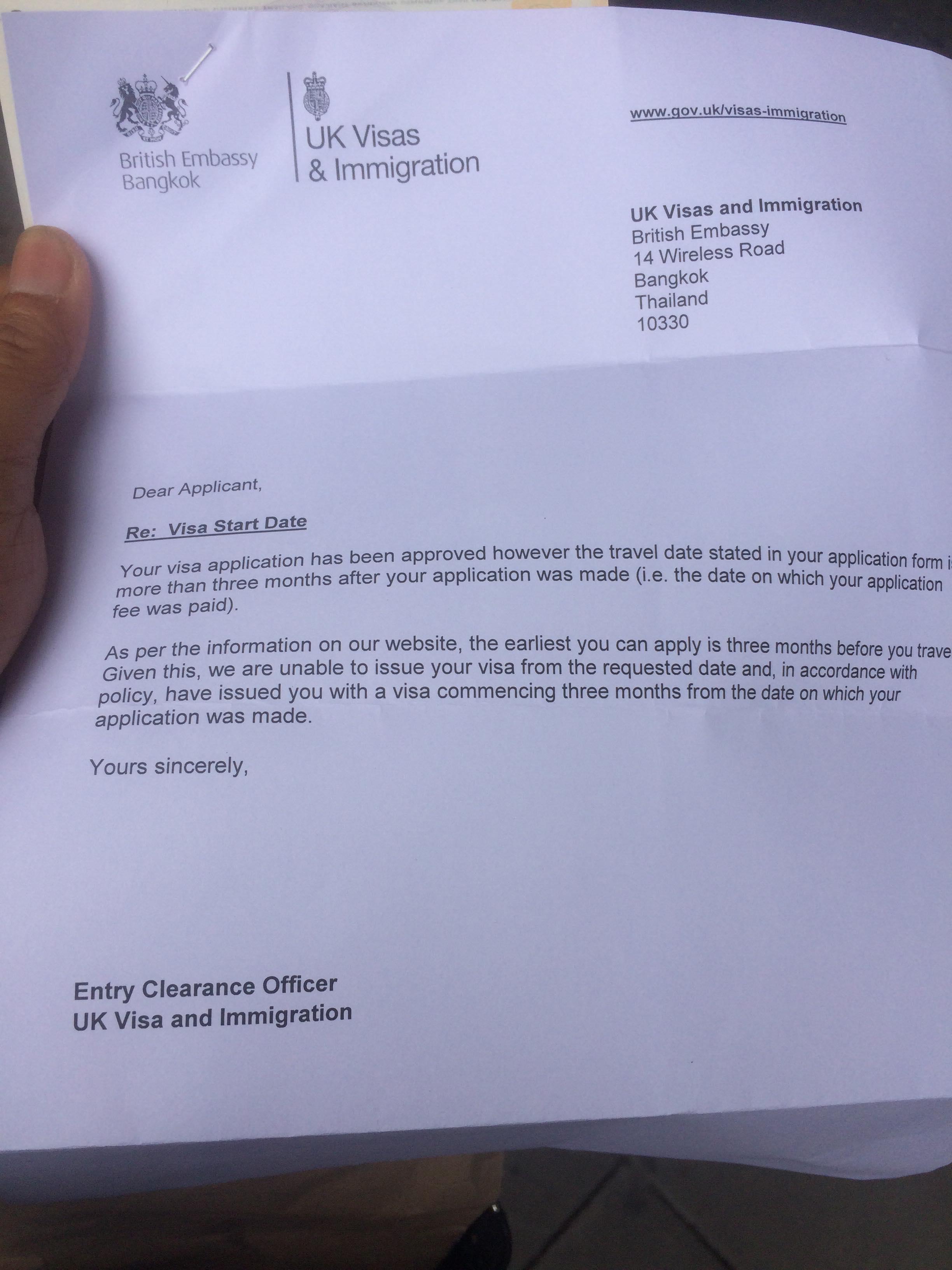 Error on UK visit visa - ignore or take back? - Page 2 - Visas and