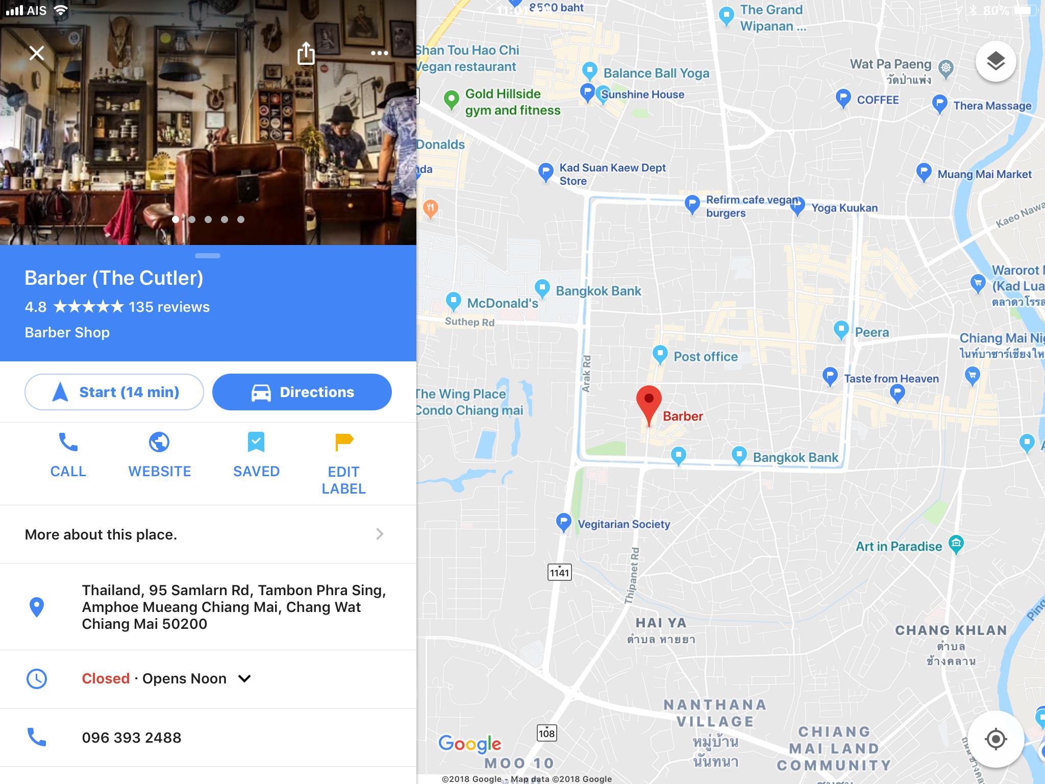 Best Men's Barber in Chiang Mai? - Chiang Mai Forum - Thailand Visa