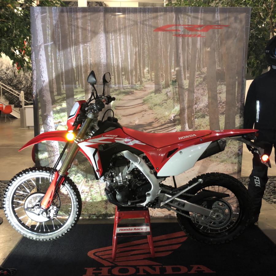 Crf450l Motorcycles In Thailand Thailand Visa Forum By Thai Visa