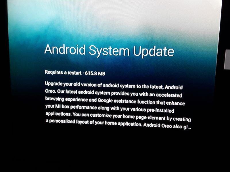 Mi Box 3 gets Android 8 Oreo! - Audio/Visual - Thailand Visa