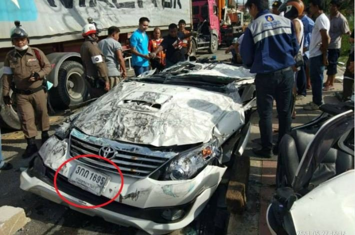 Thailand News: Fortune from the Fortuner! Many get lucky as