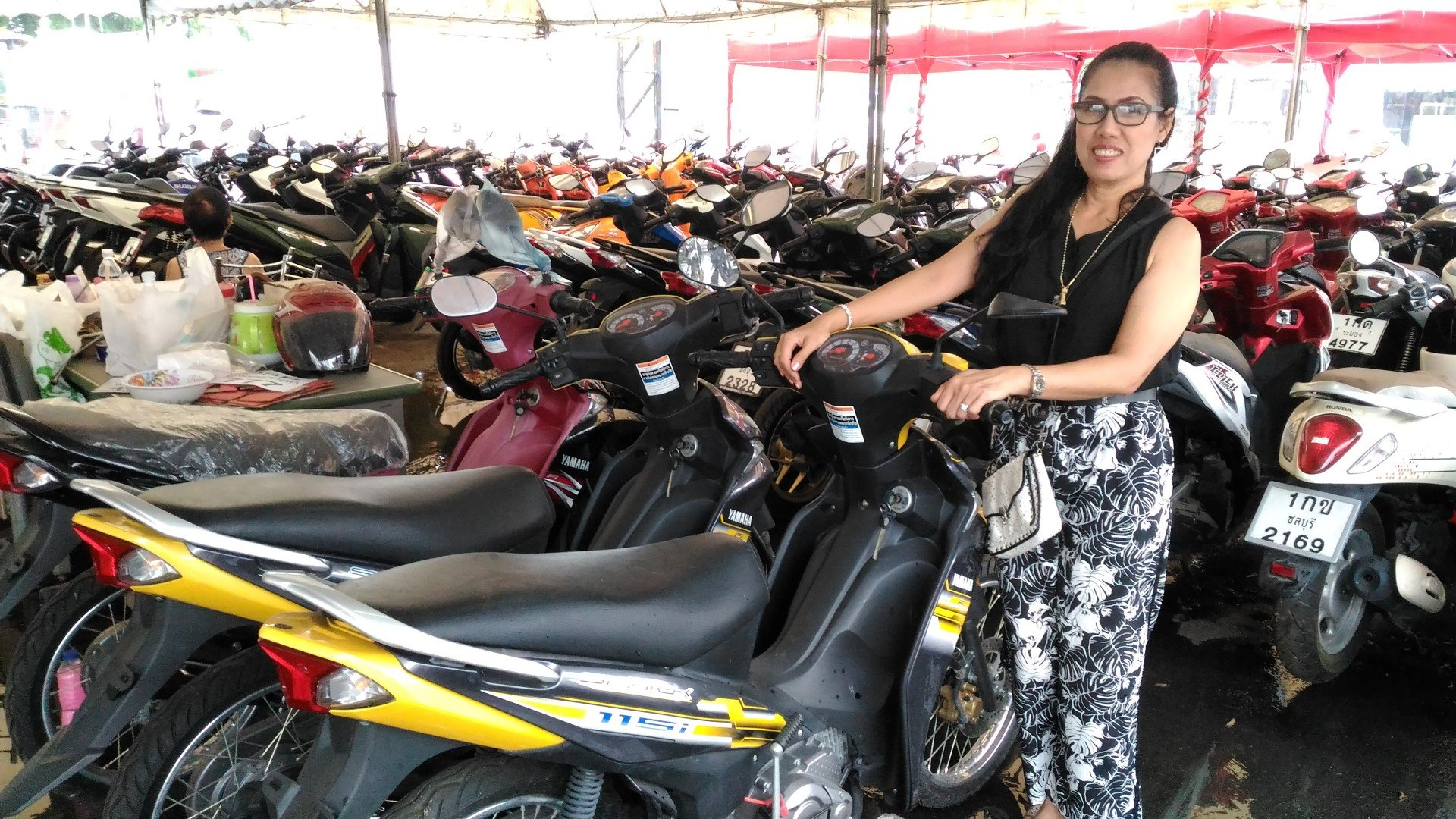 Experience of Buying a Second Hand Bike in Thailand