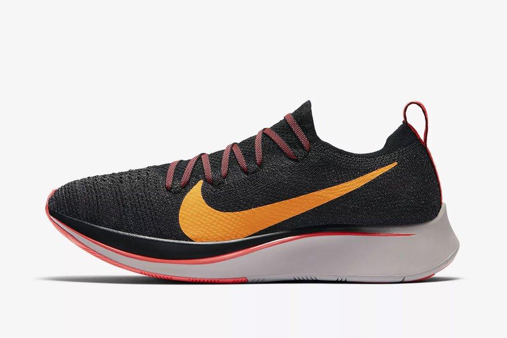 2667b738d2369 Nike Zoom Fly Flyknit Men s Running Shoe is built for record-breaking  speed. The Flyknit upper Flyknit upper provides lightweight