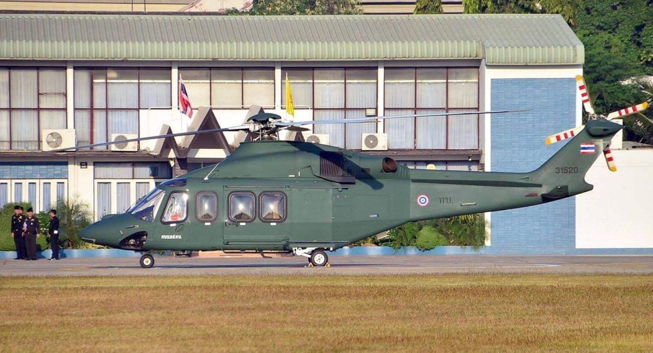 Thailand News: Army's helicopters 'much larger, purchase included