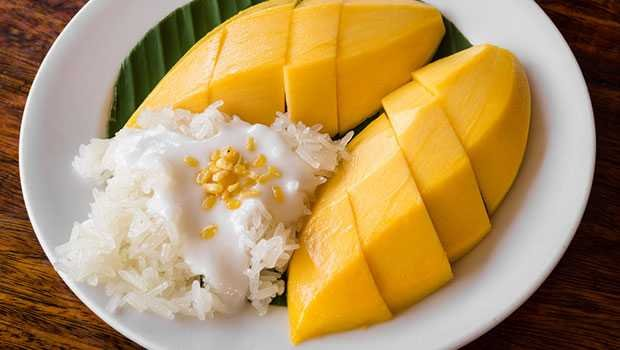 Mango sticky rice & Tub Tim Krob listed in CNN's 50 best ...