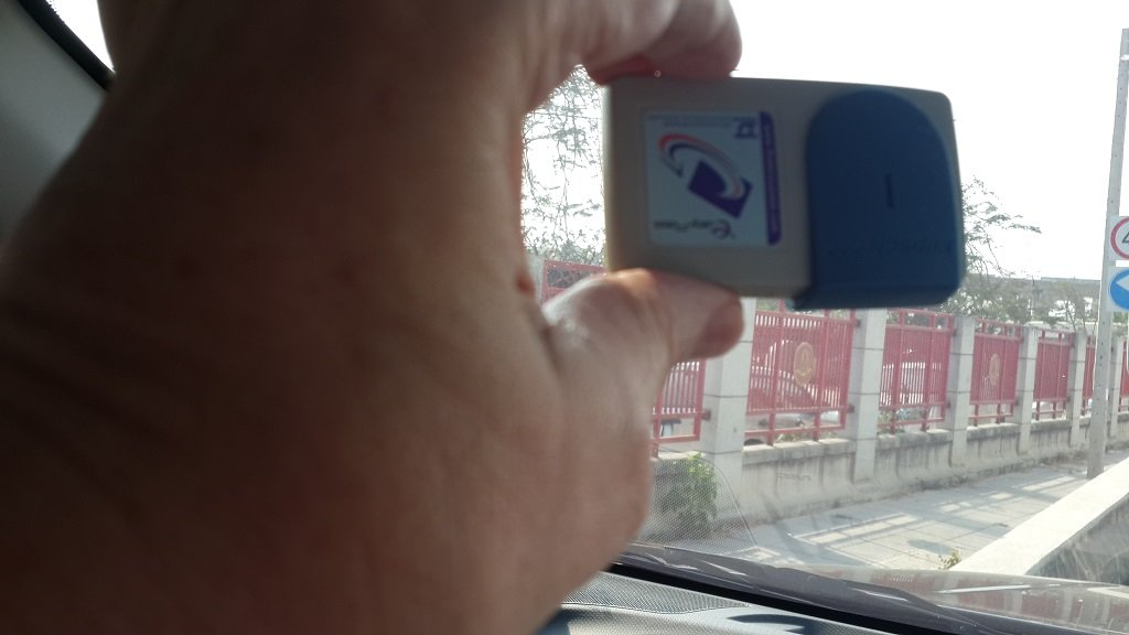 Dash-cam interfering with Easy Pass - Thailand Motor Forum
