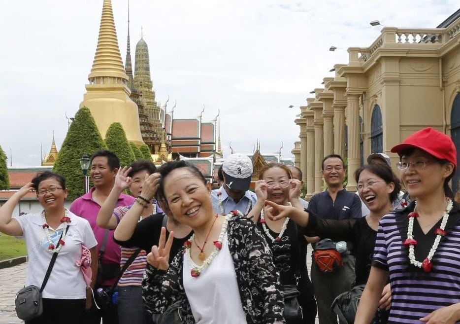 Thailand Sees Rare But Significant Drop In Tourist Arrivals