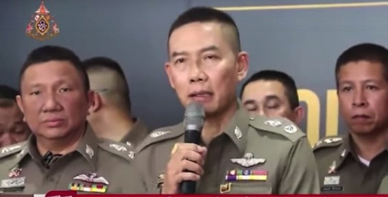 Big Oud In, Big Joke Out: Thailand Names New Immigration chief