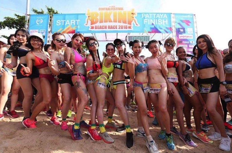 naughty bikini babes