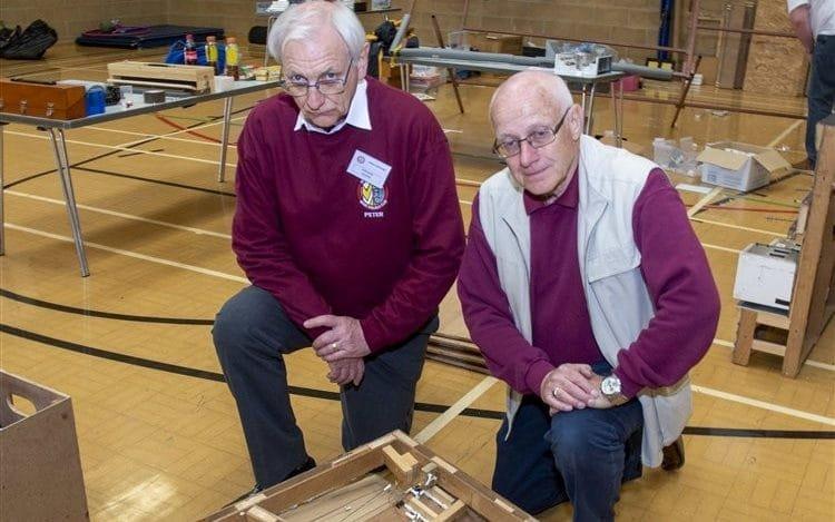 Sir Rod Stewart donates £10,000 to vandalised model railway