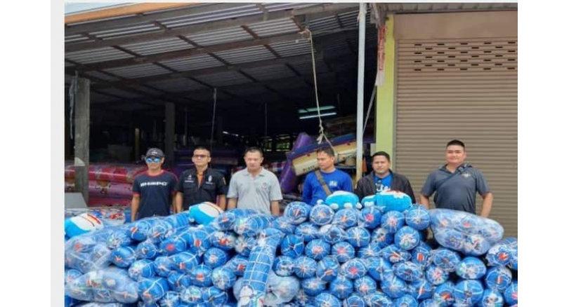 Eight Arrested In Khon Kaen Over Doraemon Copyright Violation