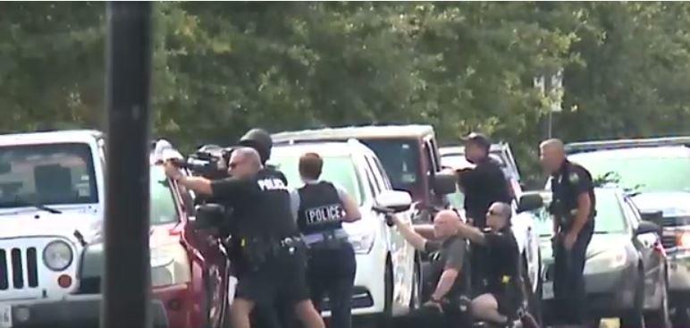 Shooting at Virginia Beach municipal centre leaves 12 dead