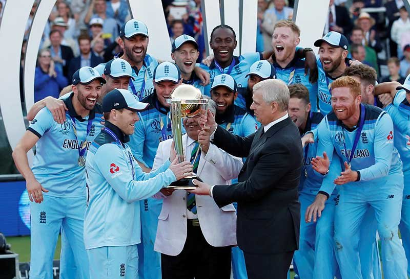 Cricket: England win World Cup in Super Over drama to end 44-year