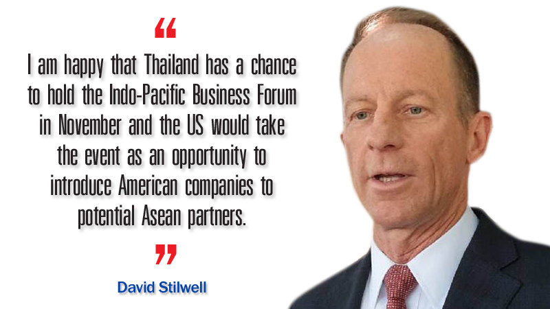 Thailand News: US assistant secretary of state pleased with return