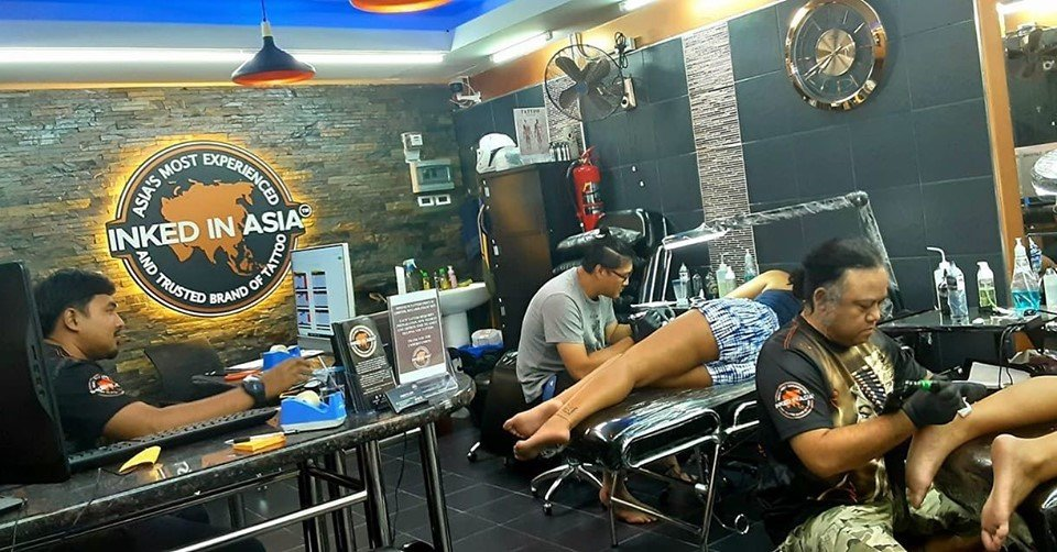 The New Bangla Tattoo Studion At Inked In Asia Bangla Tattoo Studio Patong Phuket Thailand.jpg
