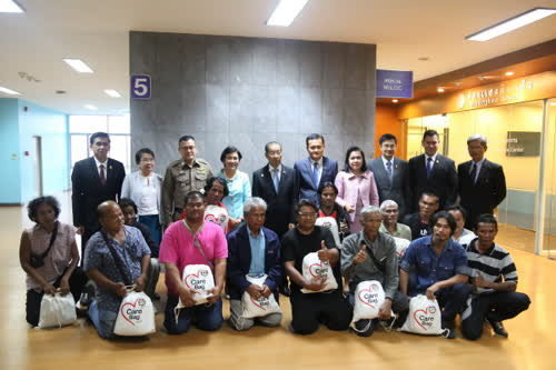 Thailand News: Second group of Thai fishermen return from