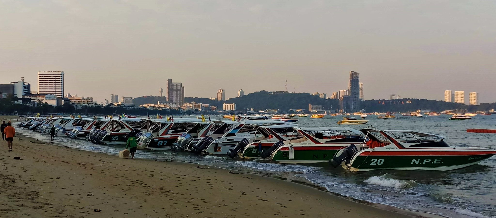 3. Early morning Pattaya - open for business!.jpg
