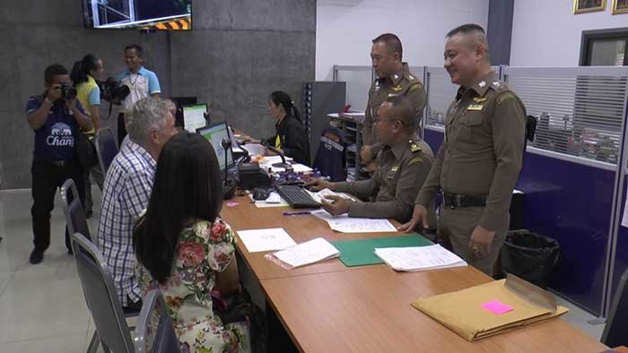 """Immigration """"Help Center"""" For Tourists At Moto GP In Buriram – Plus """"Smart Vehicles"""""""