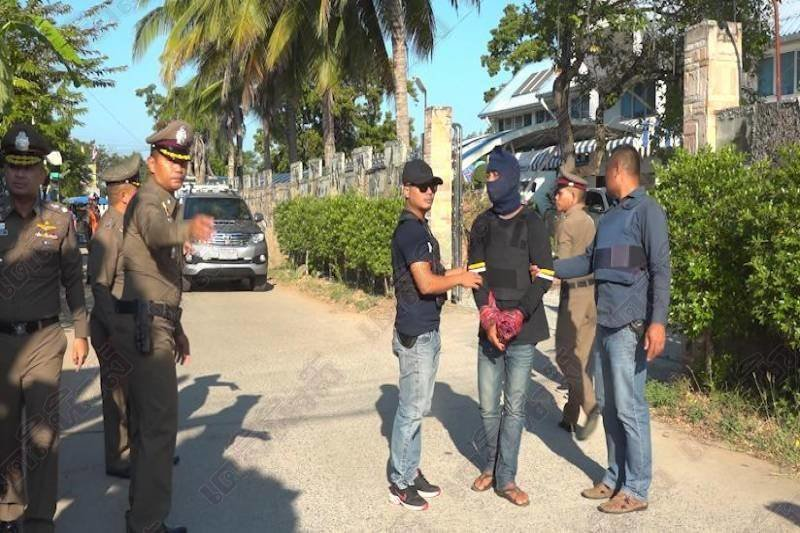 Murder In Khon Kaen: Jealous Thai Businessman Shoots Italian Love Rival In The Back