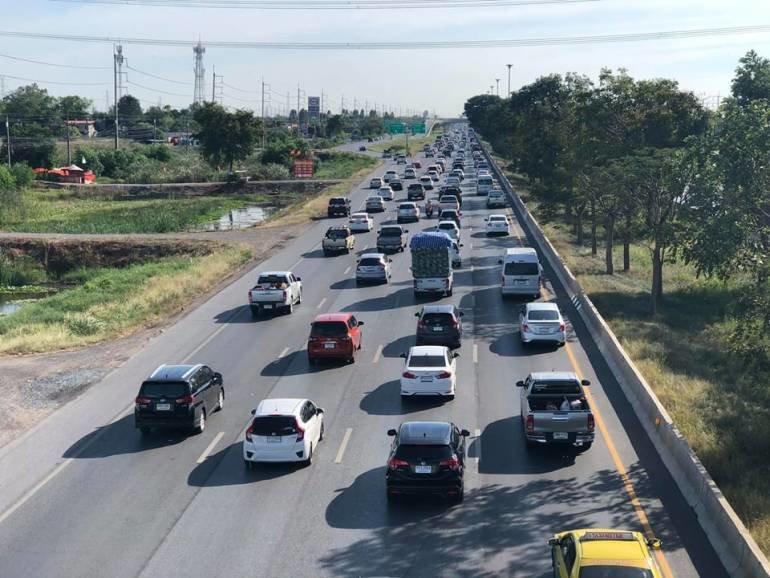 New Speed Limit For Private Cars On Trial On Three Highways