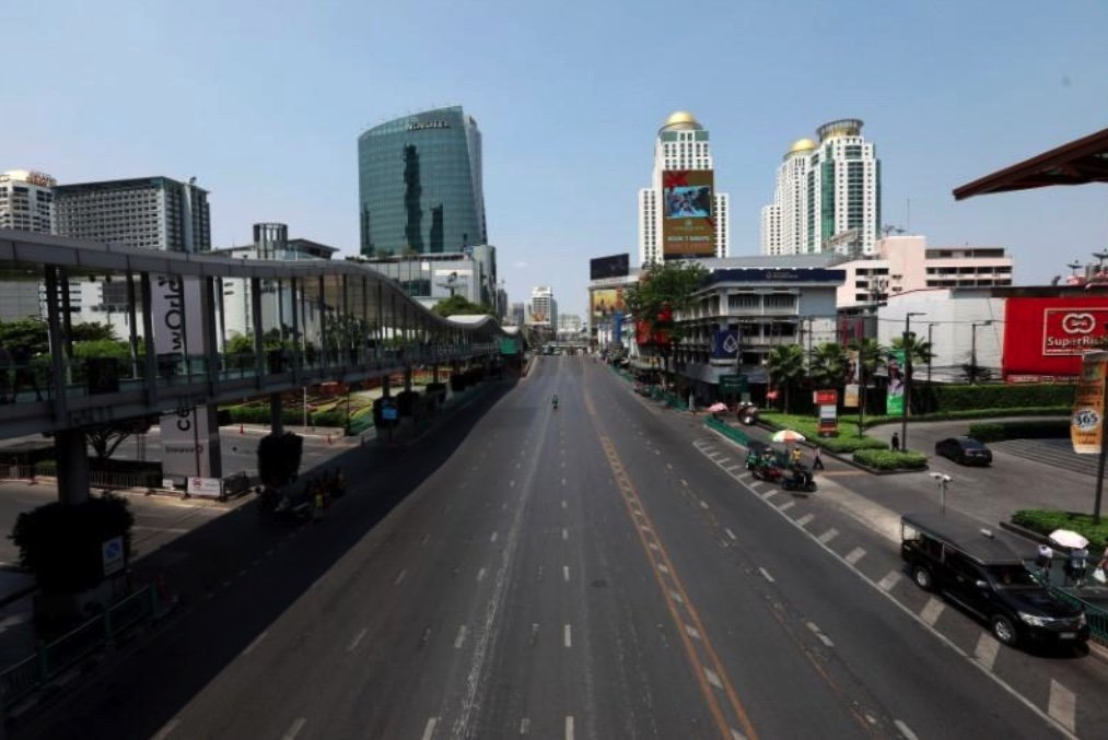 Foreigners And Locals In Thailand Told To STAY INDOORS